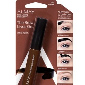 Almay Long Lasting Brow Color,040 Auburn0.24 oz.